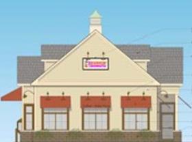 Dunkin Donuts -  Haddam, Connecticut